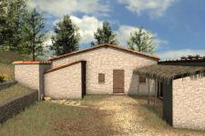 Archeologia virtuale: gli edificiVirtual archaeology: the buildings